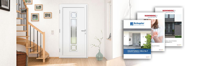 Haustur Katalog Schapler Fenster Und Sonnenschutz Gmbh Wir