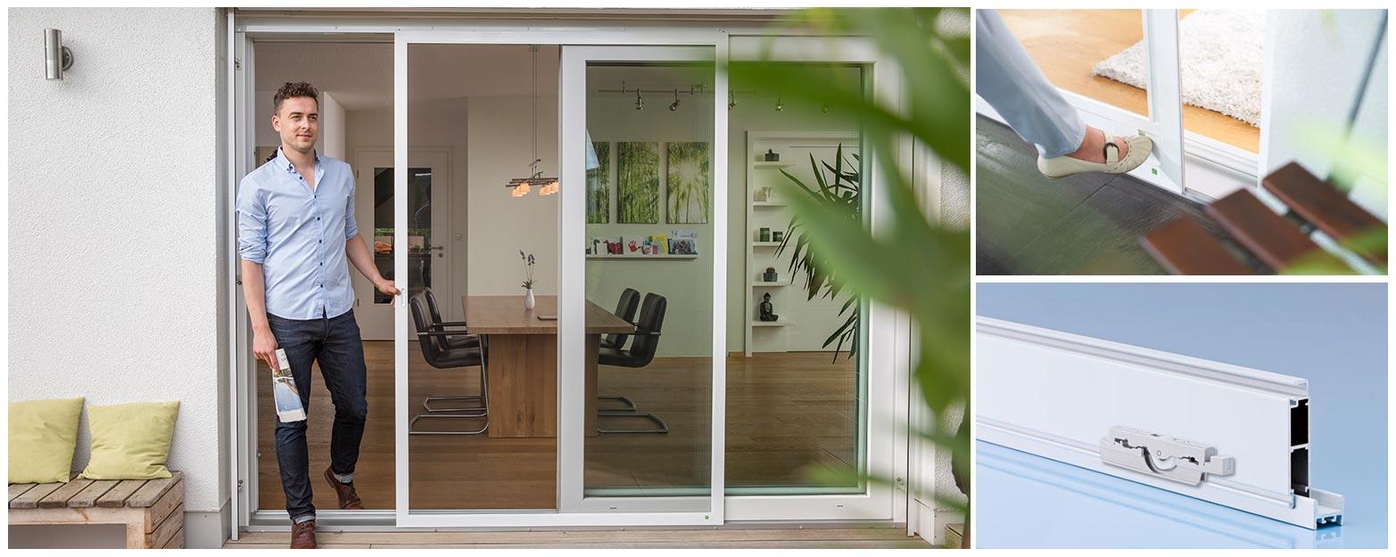 Insektenschutz Fur Terrassenturenschapler Terrassenturen Fenster